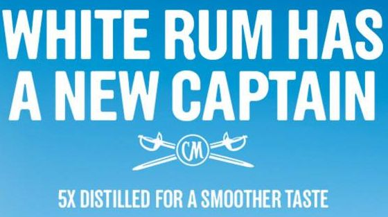 THE OFFICIAL LAUNCH PARTY FOR CAPTAIN MORGAN'S WHITE RUM WITH GLENNER & X-ROCK!